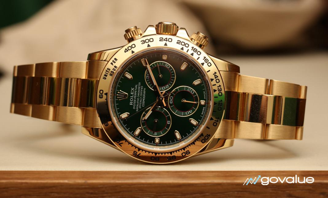 Rolex - Lợi thế cạnh tranh từ thương hiệu