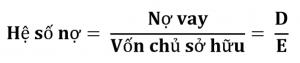 Don-bay-tai-chinh-He-so-no